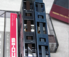 23 Thats CD-MH100 tape color compared CDII-s 70.jpg