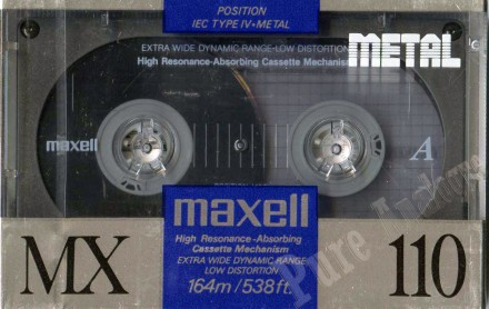 Maxell MX 1990 US 110 1