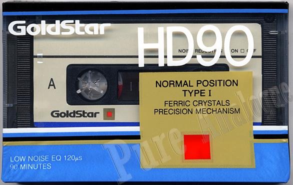 Goldstar HD (1988) EUR