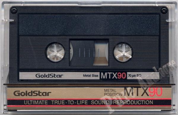 Goldstar MTX (1988) EUR