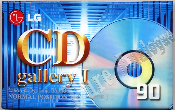 LG CD Gallery I (199x)