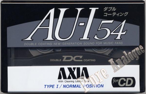 Axia AU I (1991) JAP