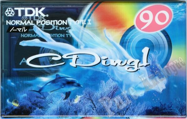 TDK CDing1 (1998) JAP