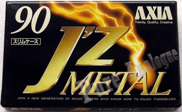 Axia J'z Metal (1993) JAP