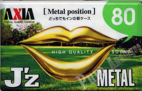 Axia J'z Metal (1997) JAP