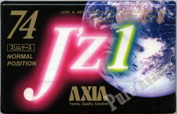 Axia J'z 1 (1992) JAP