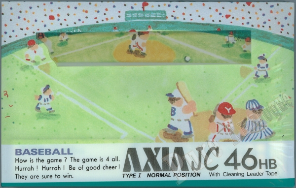 Axia JC-HB  (1986) JAP