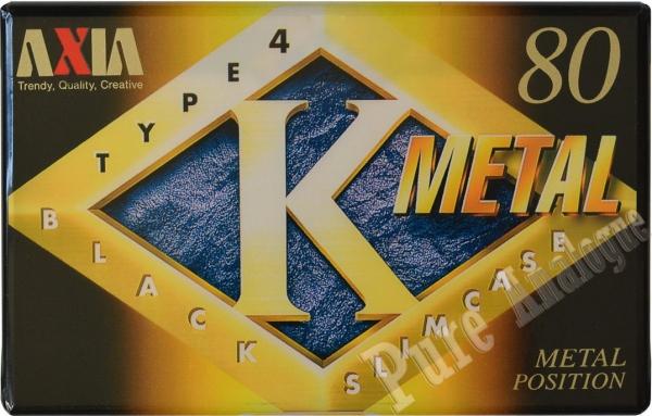 Axia K Metal (1996) JAP