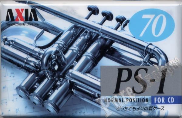 Axia PS 1 (1996) JAP
