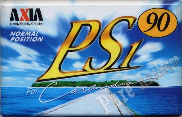 Axia PS 1 (1998) JAP