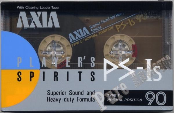 Axia PS 1s (1987) JAP
