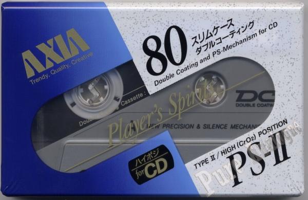 Axia PS 2 (1991) JAP