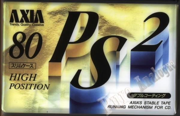 Axia PS 2 (1993) JAP