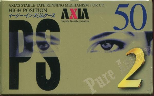 Axia PS 2 (1995) JAP