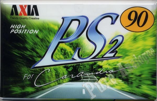 Axia PS 2 (1997) JAP