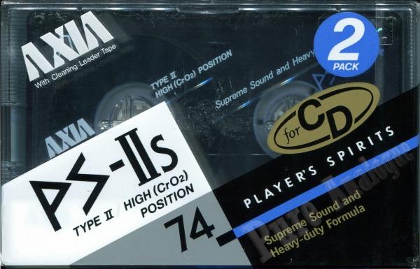 Axia PS 2s (1989) JAP