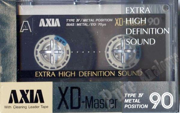 Axia XD Master (1985) JAP