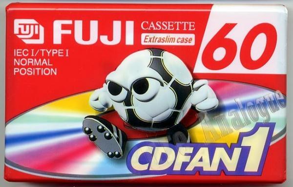 Fuji CDFan 1 (1998) EUR