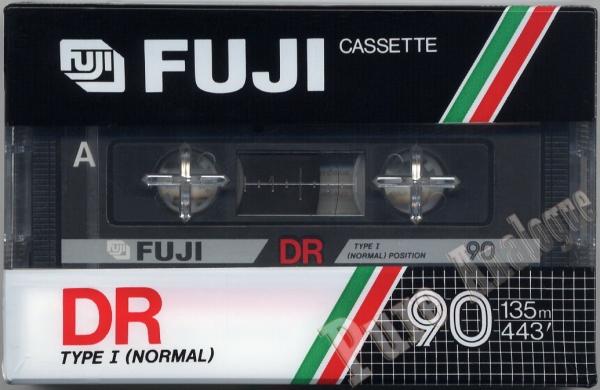 Fuji DR I (1985) EUR