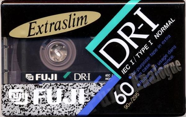 Fuji DR I (1990) US