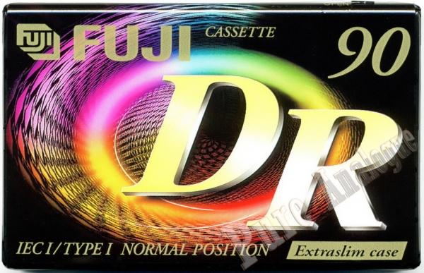 Fuji DR I (2000) EUR