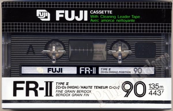 Fuji FR II (1984) EUR
