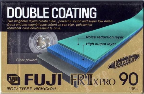 Fuji FR IIx Pro (1993) US