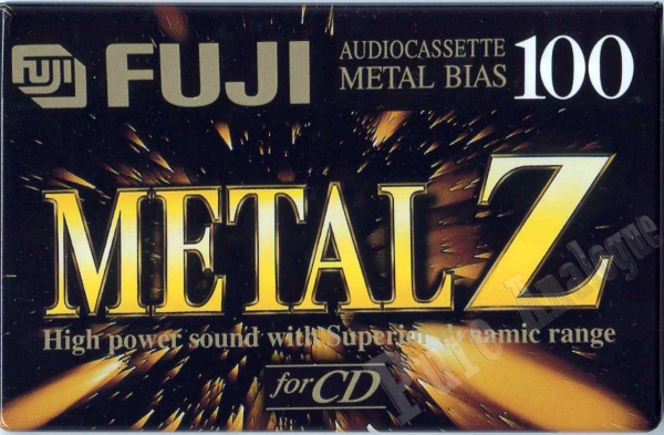 Fuji Metal Z (1995) US