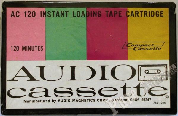 Audio Magnetics AC (19XX) Canada