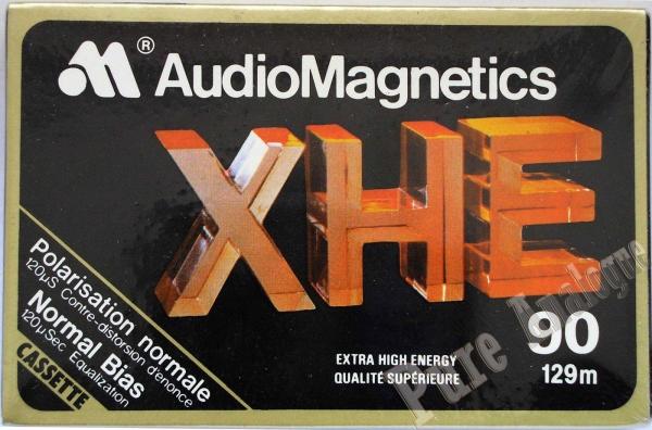 Audio Magnetics XHE (19XX) Canada