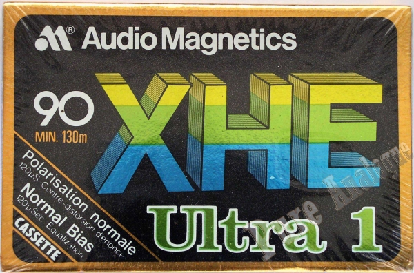 Audio Magnetics XHE Ultra 1 (19XX) Canada