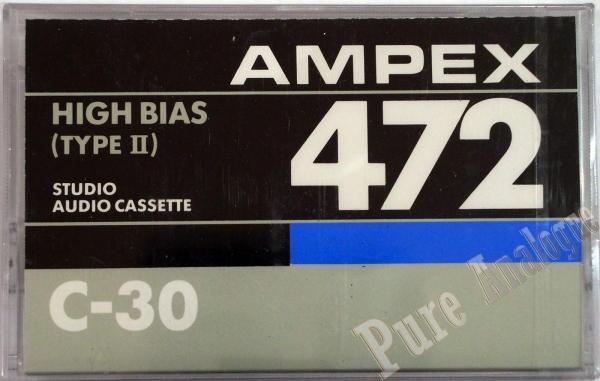 Ampex 472 (1998) US
