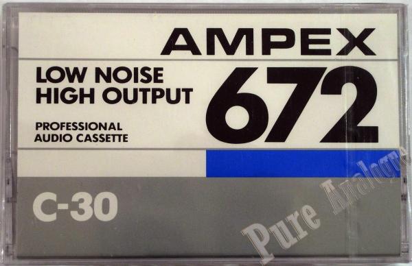 Ampex 672 (1993) US