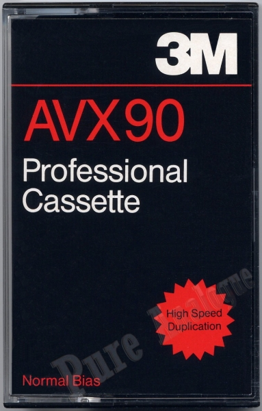 3M AVX (1986) US