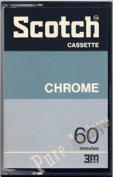 Scotch Chrome (1973) EUR