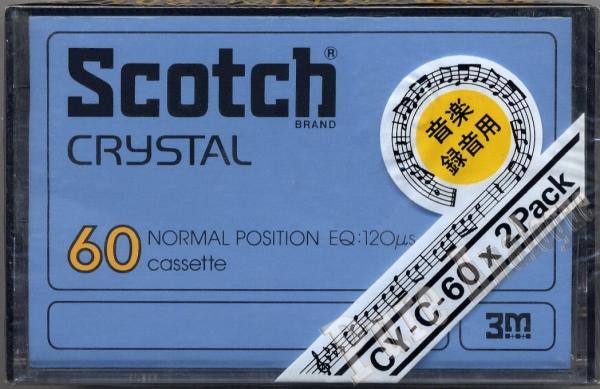 Scotch Crystal (1977) JAP