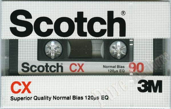 Scotch CX (1982) EUR