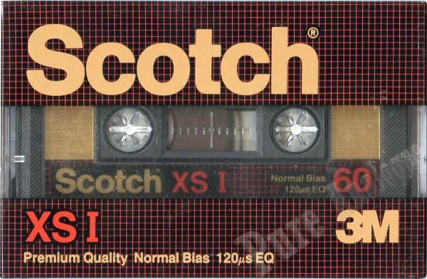 Scotch XS I (1982) EUR