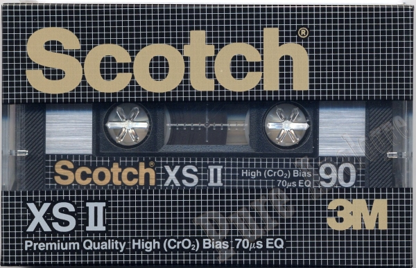 Scotch XS II (1982) EUR