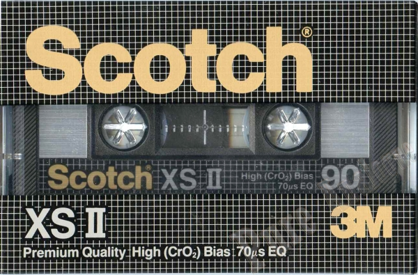 Scotch XS II (1982) US