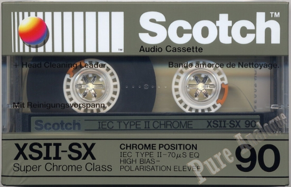Scotch XS II SX (1990) EUR