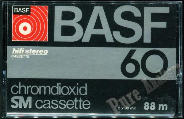 Basf Chromdioxid (1979) EUR