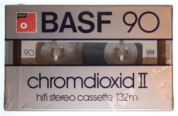 Basf Chromdioxid II (1982) EUR