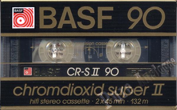 Basf CR-S II (1985) EUR