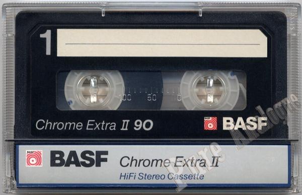 Basf Chrome Extra II (1987) EUR