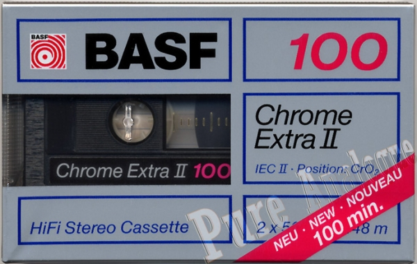 Basf Chrome Extra II (1988) EUR