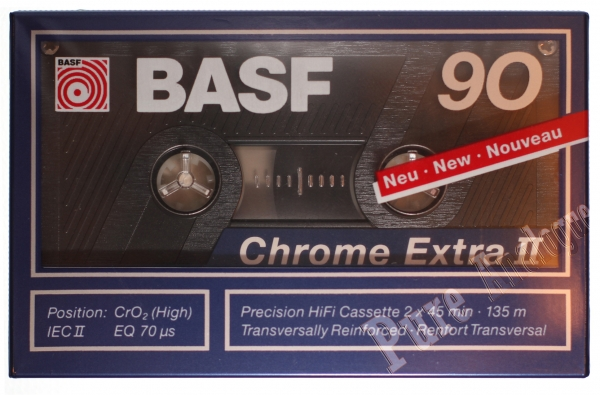 Basf Chrome Extra II (1989) EUR