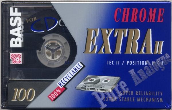 Basf Chrome Extra II (1993) EUR