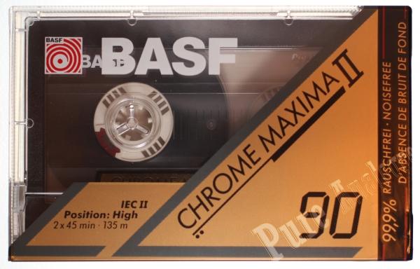 Basf Chrome Maxima II (1991) EUR