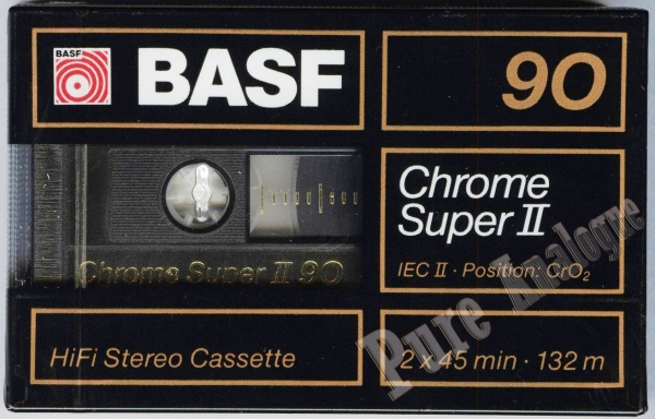 Basf Chrome Super II (1988) EUR